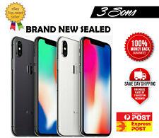Apple iPhone X 10 [64GB/256GB] Unlocked Smartphone Au Seller Free Exp [BrandNew]