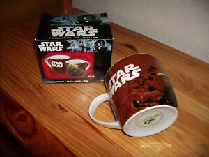 Star Wars Tasse Pozellantasse  Meister Yoda NEU  300 ml