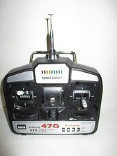 Graupner Télécommande Contrôle à Distance Micro 47 G FM Indoor Nº 4490