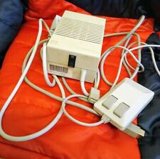 Commodore Amiga A 500 Tank Mouse & Power supply Vintage