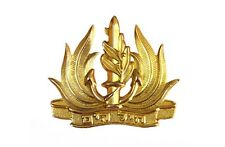 Israeli Army IDF Navy Badge For Beret Military Pin Cap Hat Insignia Tzahal