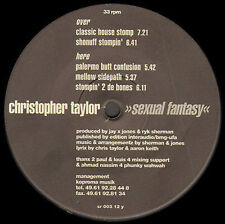 CHRISTOPHER TAYLOR - Sexuel Fantasy - Supreme