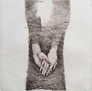 IVAN RUSACHEK, Art Print, Original Hand Signed Etching, Ex Libris Bookplate,2011