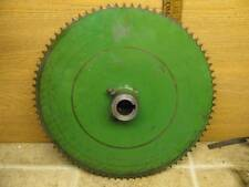 John Deere AH88831 81t Reel Sprocket 200 224 230 220 218 Grain Header Combine