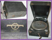 VIVA-TONAL COLUMBIA GRAFONOLA N°201 grammofono GRAMOPHONE grammophon