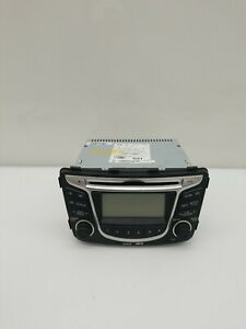 2013 Hyundai Accent RADIO AM FM CD 96170-1R1004X OEM 13