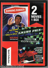 Burning Rubber / Grand Prix : Pole Position (2 films on 1 DVD)