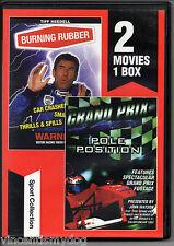 Burning Rubber / Grand Prix : Pole Position (2 films on 1 DVD)