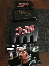 Frank Trigg Signed Autographed Ufc  Glove MMA