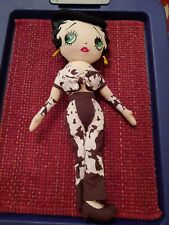 Betty Boop Cow Girl Doll (By Kellytoy)