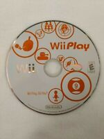 Wii Play (Nintendo Wii, 2007) - DISC ONLY
