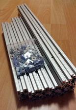 3D Printer Frame Kit + 100pcs nuts M5 MendelMax 1.5 Extrusion Kit T-Slot Profile