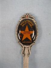 Hollywood Walk Of Fame Souvenir Spoon Made Of Pewter With Star Unknown Maker (O)