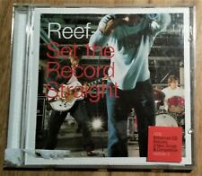 REEF -  SET THE RECORD STRAIGHT (ENHANCED)CD2 *ROCK *POP *INDIE