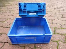 2x SORTIMO Boxx für Fahrzeugeinrichtung
