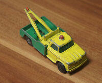 Modellauto Matchbox No.13 Dodge Wreck Truck Superfast England Lesney 1965