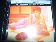 Classic Soul Various (Etta James Marvin Gaye Diana Ross The Jackson 5 Edwin) CD