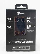 PolarPro Cinema Filter Limited 4er Pack DJI Mavic Air ND32 ND64 / Polfilter CPL