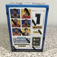 2020 Panini Contenders Draft Picks Basketball Retail Blaster Box New Sealed