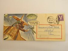 High-HO! Here's A letter For Commissioner   From Garry Ford 1944