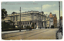 Wolverhampton, Lichfield St & Art Gallery PPC, 1925 PMK to Canning St, Brighton