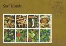 Timbres Champignons Flore Fruits Surf Island ** lot 14855