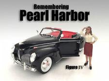 Remembering Pearl Harbor Figure IV Figur 4 in 1:18 American Diorama AD-77425