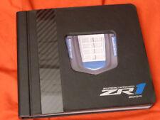 2009 Corvette ZR1 Hardcover Press Kit ZR 1 - NAIAS 2008 - Prospekt Brochure