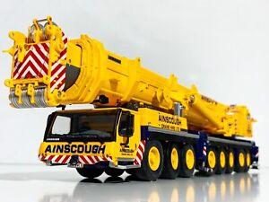 "Liebherr LTM1500-8.1 crane ""Ainscough""WSI truck models 01-1638"