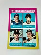 1975 Topps Baseball #'s 601-660 Mostly Ex-Mt to Nm