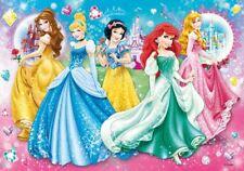 Disney Princess Twinkled Ladies Jigsaw Puzzle (104 Pieces)