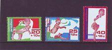 NA NVPH 525-27 Kinderzegels 1976 Postfris