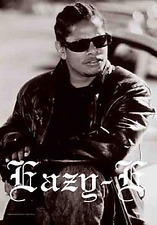 EAZY-E - FABRIC POSTER - 30x40 WALL HANGING HFL0762