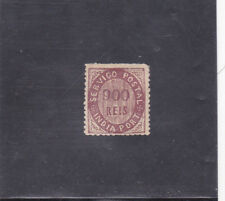 PORTUGUESE INDIA 900 r. (1871)   AF # 15  MH NICE