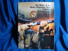 Original Henry Repeating Arms 2011 Rifle Accessories Product Catalog MINT