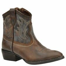 "Ariat Med 1 3/4"" to 2 3/4"" Women's Boots"