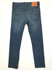 Men Levis 520 Size 30 X 30 Slim Skinny Medium Wash Blue Jeans 5AM8