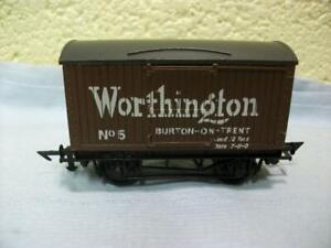 12t Single Vent Van No 5 'Worthington' Farish No 12312 '00' Gauge, Lightly Used