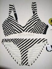 NWT  BODY GLOVE Vielha ARIA Bikini Swim Bathing Suit L
