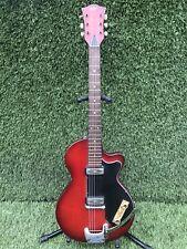 Hofner Colorama II 1960 Vintage And Rare  Guitar With Vox JMI Hank Marvin Trem