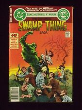 THE ORIGINAL SWAMP THING SAGA, VOL. 3, NO. 17, SUMMER, 1979, DC, 9.2, NM-