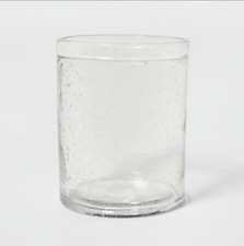 Candle Holder Vase - Clear - Threshold
