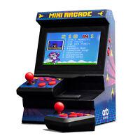 Retro Mini Spielautomat mit Dual-Controller, Arcade Automat für zuhause