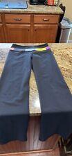 Wide Leg Flare Lululemon Workout Exercise Pants Size 4