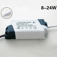 LED Driver 8-18W/8-24W Dimmable Ceilling Light  Transformer Power Supply Accs X1