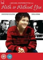 With Or Without You - DVD Region 2 Free Shipping!