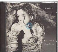 CAROLE LAURE western shadows CD ALBUM neuf edition promo