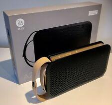 Bang & Olufsen Beoplay A2 Wireless Portable Bluetooth Speaker - Black & Copper