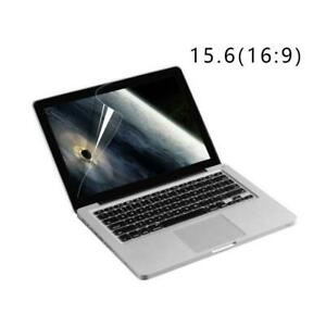"""1pc 15.6"""" Monitor Laptop LCD Clear Screen Guard LED Film Cover-Spsj tector V9N8"""