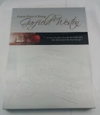Letters From A Young GARFIELD WESTON book limited edition packaging Canada